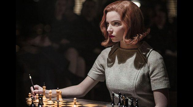 〈퀸스 갬빗〉: 체스, 경쟁, 여성, 중독에 관한 판타지