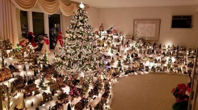 기발하고 재밌는 크리스마스 장식 모음