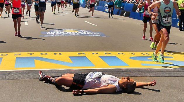 나 같은 '허약 체질'이 끝까지 마라톤을 완주할 수 있었던 이유