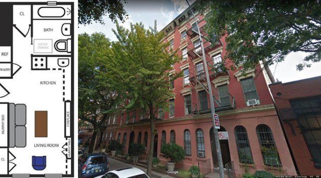 뉴욕에서 가장 멋진 초소형 아파트로 선정된 집이 골칫덩이가 된 이유