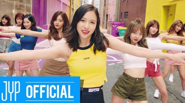 트와이스 뮤직비디오 조회 수 TOP 10