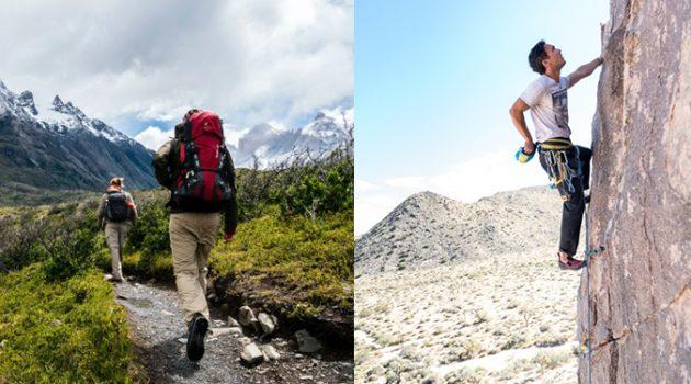 등산이 영어로 정확히 뭘까? '하이킹'과 '클라이밍'의 차이