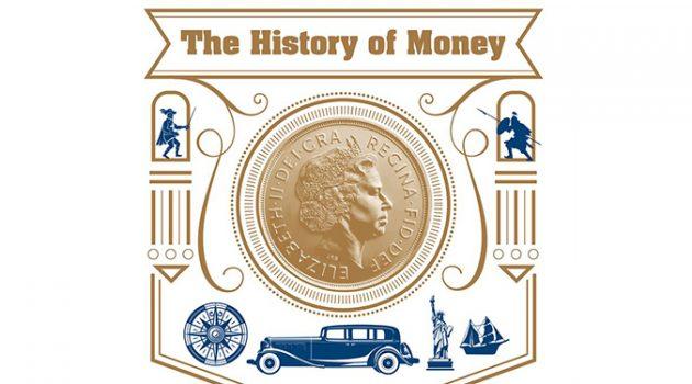 『50대 사건으로 보는 돈의 역사』: 돈의 관점으로 보는 세계 경제사