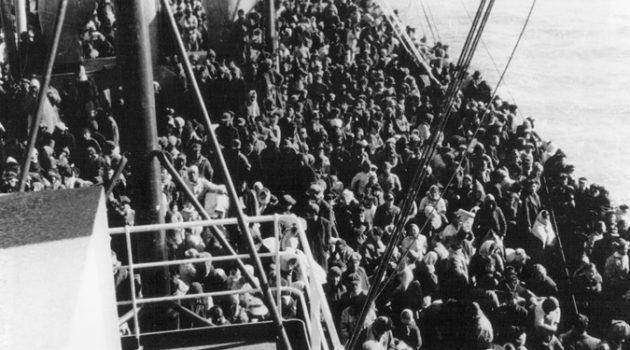 60인승 배에 14,000명을 태운 선장의 결단