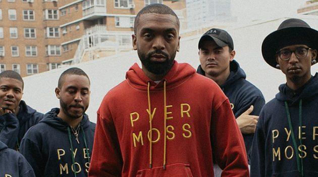 인종차별의 시대에 더 절실한 패션 브랜드, '피어 모스'