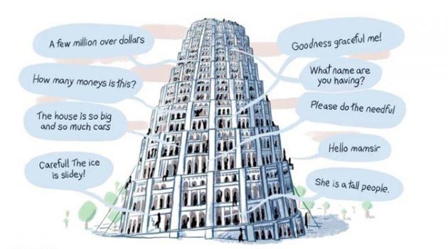 바벨탑 허물려면 '콩글리시'도 괜찮은 영어 생태계 만들어야