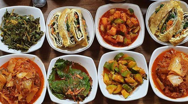 집밥의 정겨운 맛, 백반 맛집 BEST 5